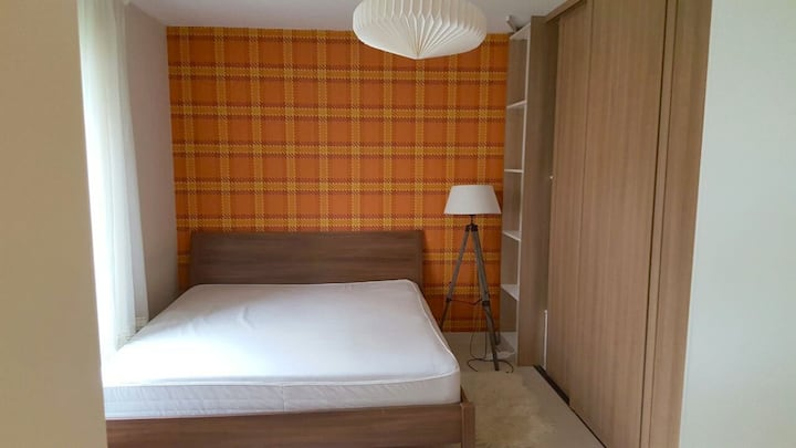 Appartement + parking prive Luxembourg