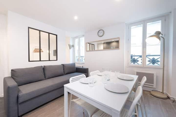 Lovely stay Basilique de Saint-Denis - Paris ***- 3 rue de la Charronnerie