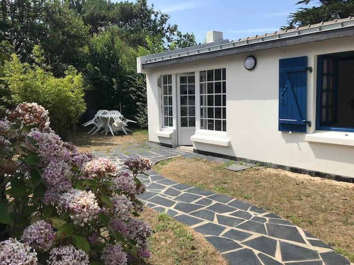 Maison 50m de la plage presqu'ile Quiberon Portivy