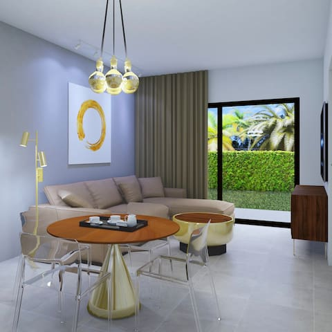 Au~B NEW ***** luxury 1-bdr boutique condo @Malmok