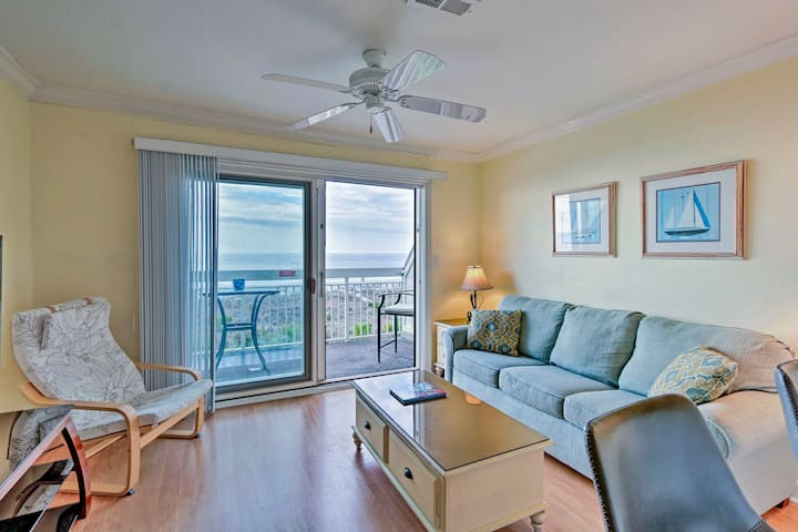 NEW! Breakers Oceanfront Getaway w/ Views & Pool!
