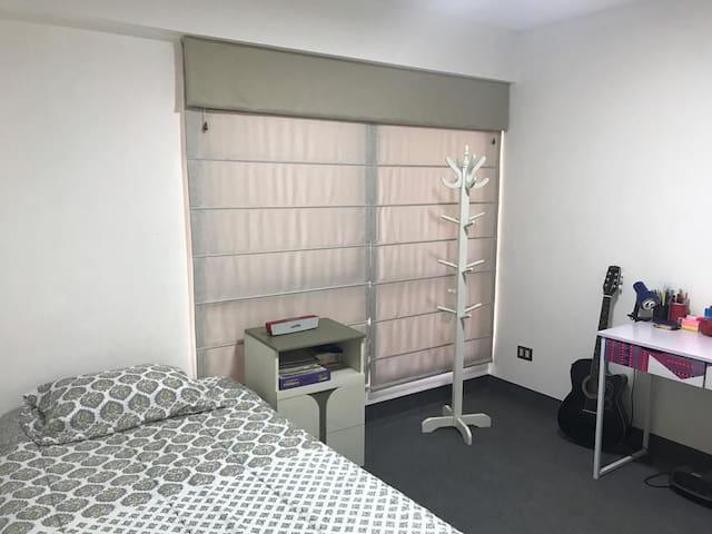Cozy bedroom in Miraflores center