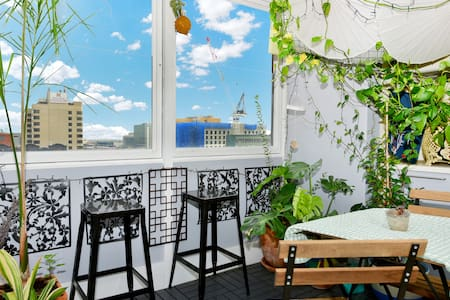 ★Central on 7th☆ CBD; Just read the reviews!