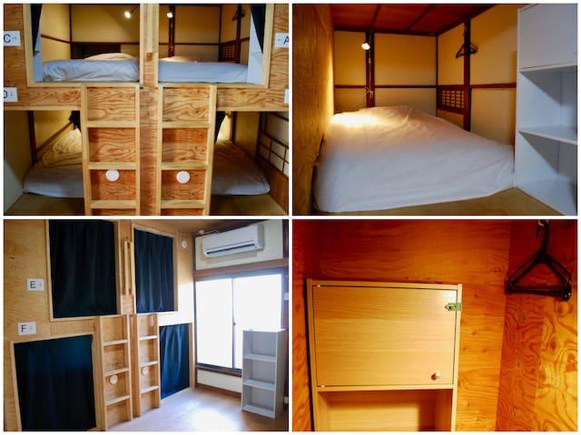 Nomad Hostel Classic / Semi-Private #1