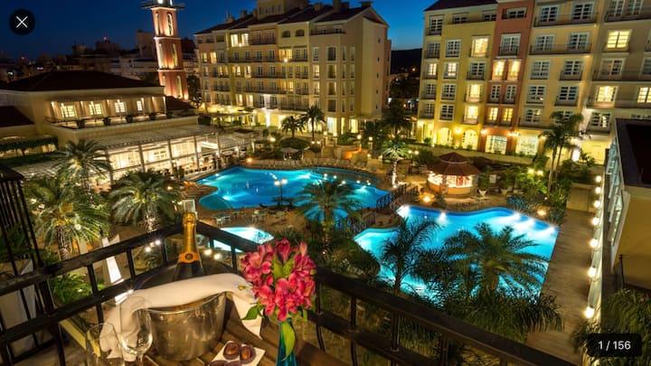 IL Campanário Resort-Apartamento Master, O Maior!