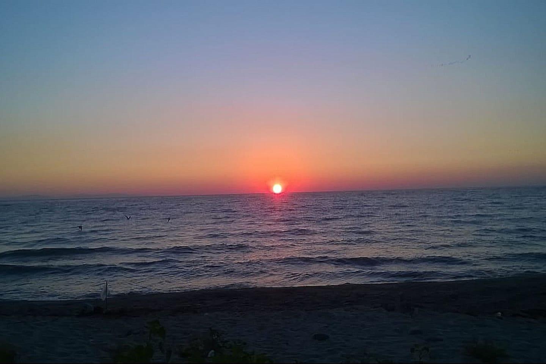 sunrise time