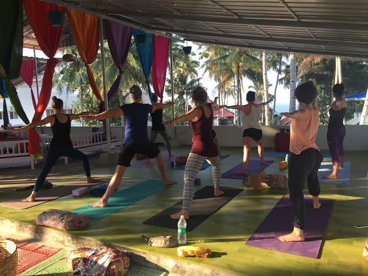 Yoga Retreats & Group Holidays (max.25 pax)