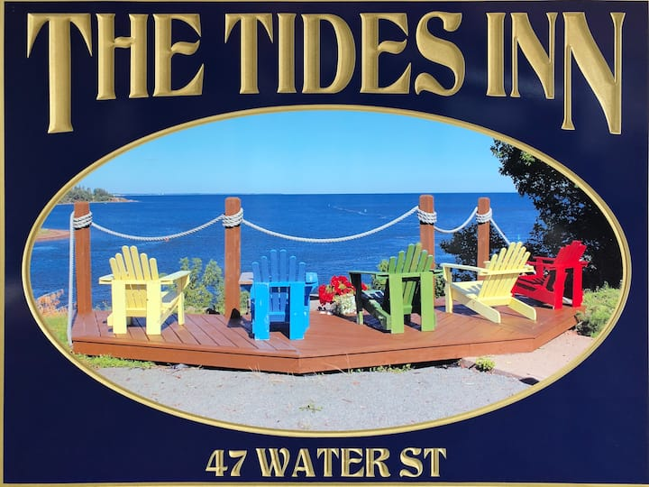The Tides Inn - Sailboat Cottage