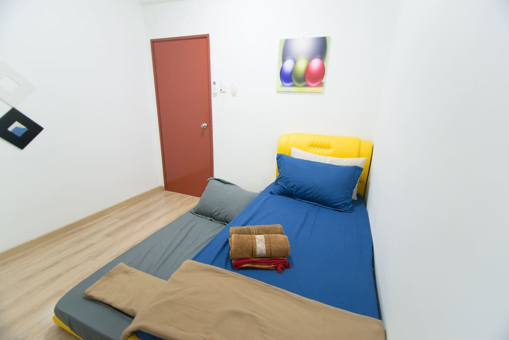 Third Room (Pull Out Bed)