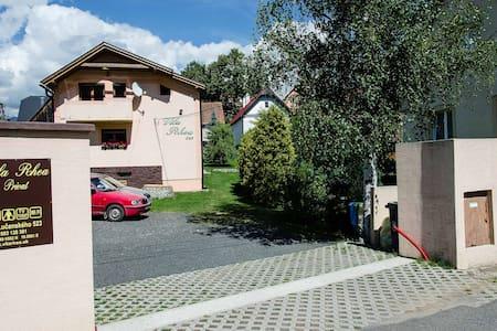 VILA RHEA - Ubytovanie Vysoké Tatry - Važec