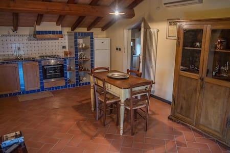 Eremo di Aldo a delightful cottage - Haus