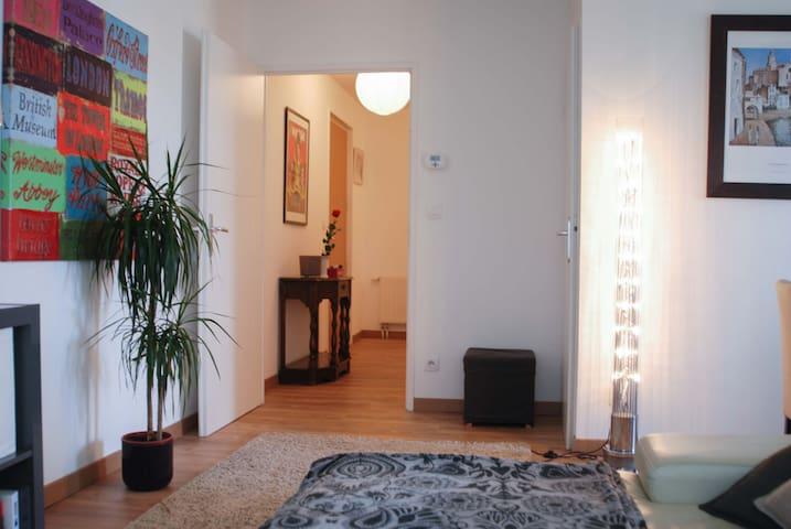 Appartement neuf proche de Lille tout confort - Hem - Leilighet