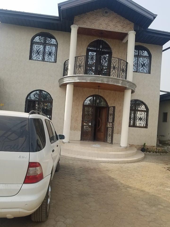 Manoir a louer pour vos séjours à Douala