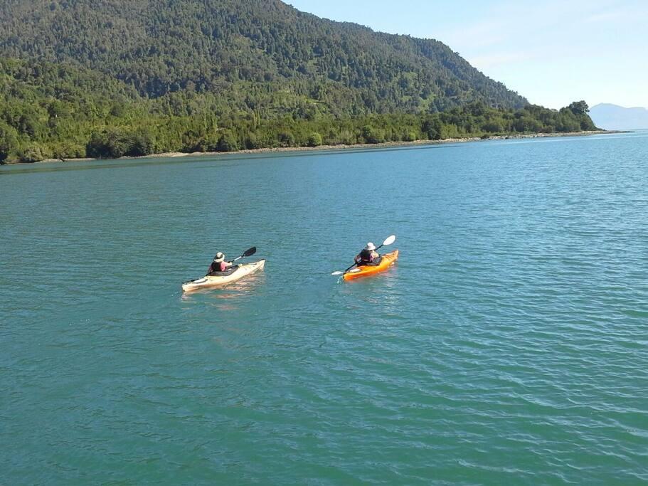 ideal para kayakear