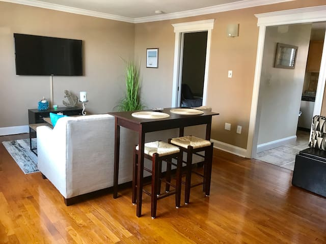 Beautifully Furnished Condo at Asbury Park Beach
