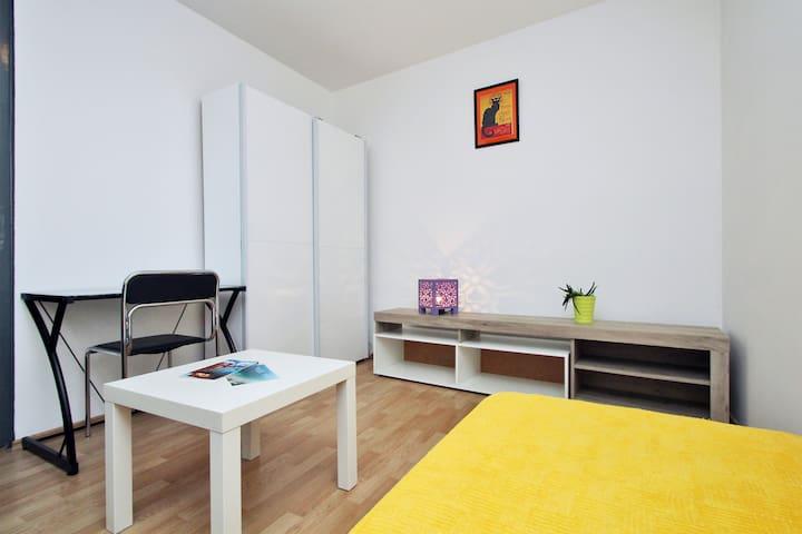 Friendly little apartment in Rijeka