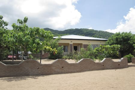 Beach-side Cottage on Lake Malawi