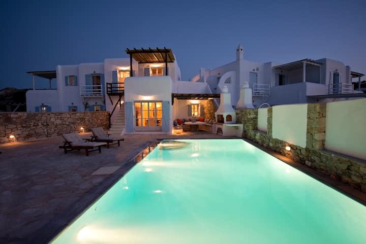 Mare Blu Villa, Kanalia, Mykonos