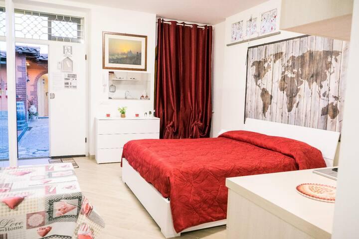 Mini appartamento Chiara.