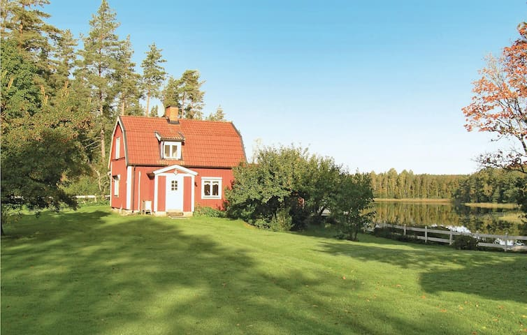 Holiday cottage with 2 bedrooms on 90m² in Tranås