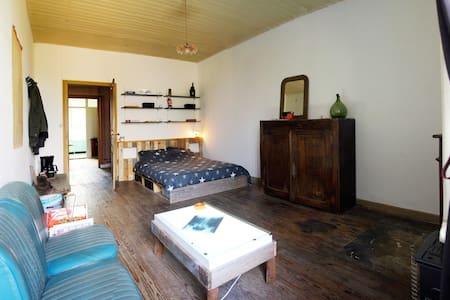 Chambre chez l'Habitant (20 m2) - Assais-les-Jumeaux