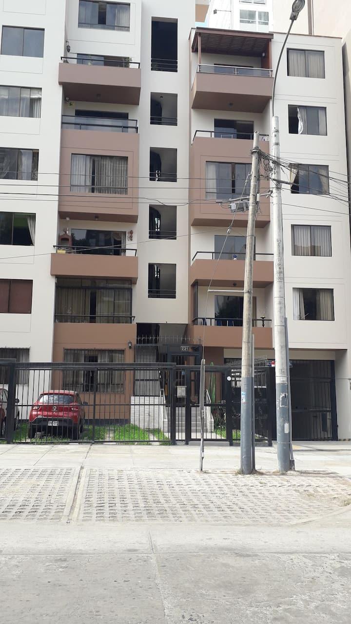 """Habitación individual amoblada """"La Nona"""""""