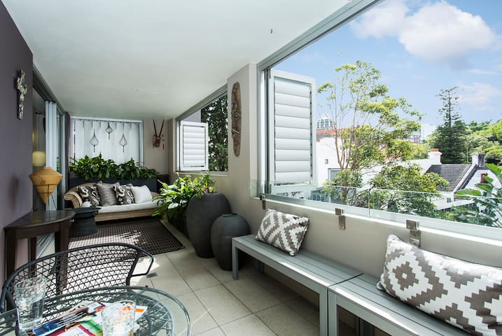 Designer Style - Rushcutters Bay - Apartment