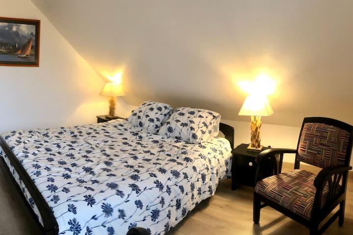 Natura Business: Grande chambre tout confort