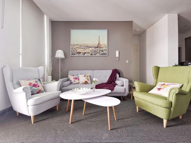 Full facilities apartment near SydneyCBD+airport
