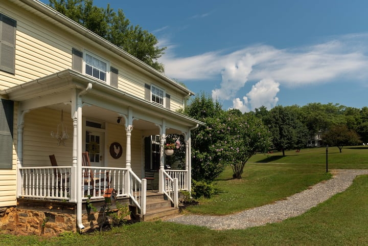 Red Jewel - Orchard House Bed and Breakfast