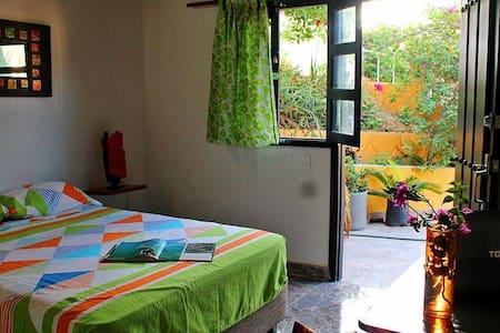 Casa Baloo# Borneo con vista al mar - Santa Marta