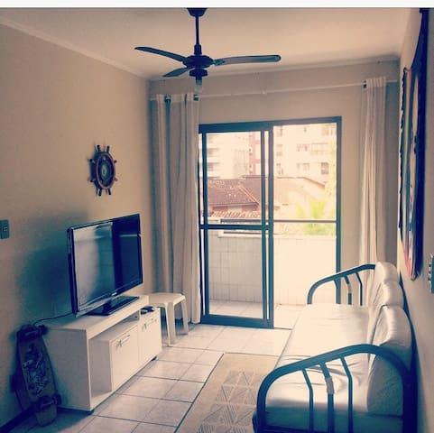 Apartamento perfeito para descanso e home office