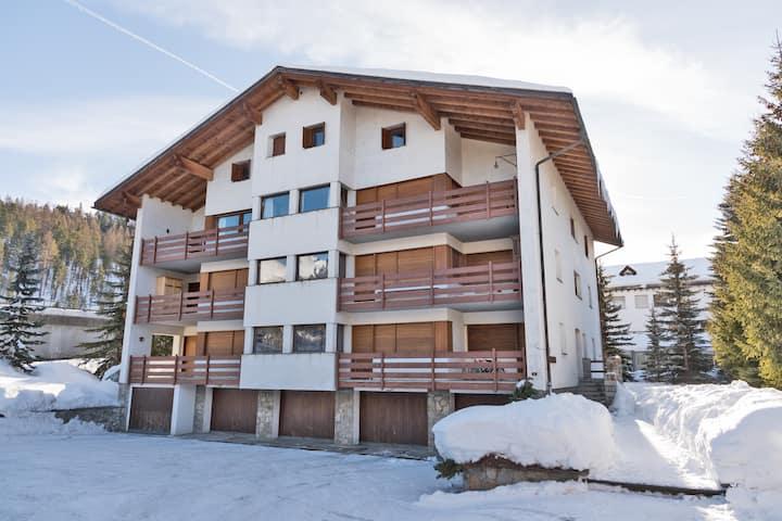 Chesa San Gian - Celerina - Cecilia apartment