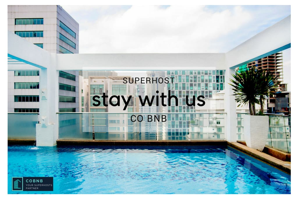Enjoy the stay with us, stay as a guest left as a friend :)