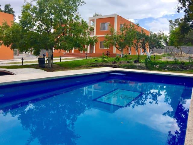 HOTEL HACIENDA PARRAS