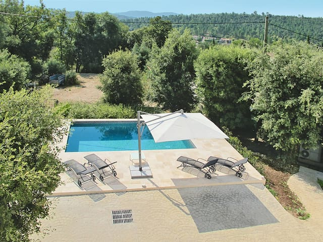Holiday apartment in Le Tignet - Le Tignet - Apartemen