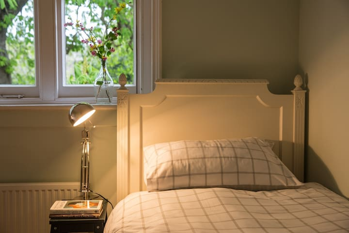 Twin Over the Garden at Saltmarsh - East Sussex - Boutique hotel