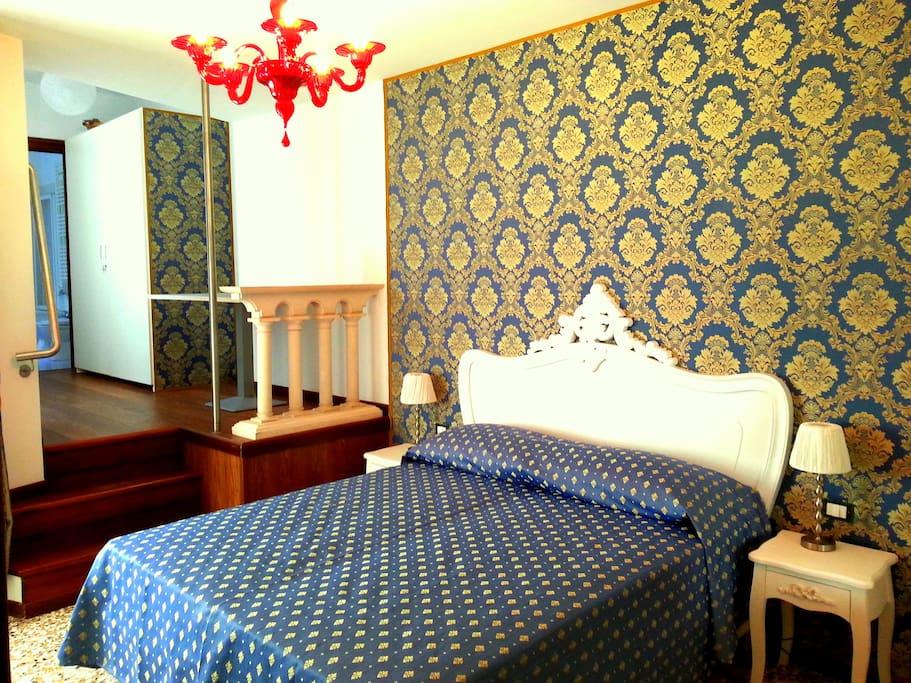Camera confortevole ed accogliente