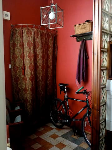 need a safe parking place for your Bike?
