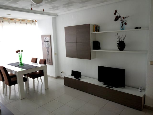 Apartamento playa Puebla Farnals - Valência
