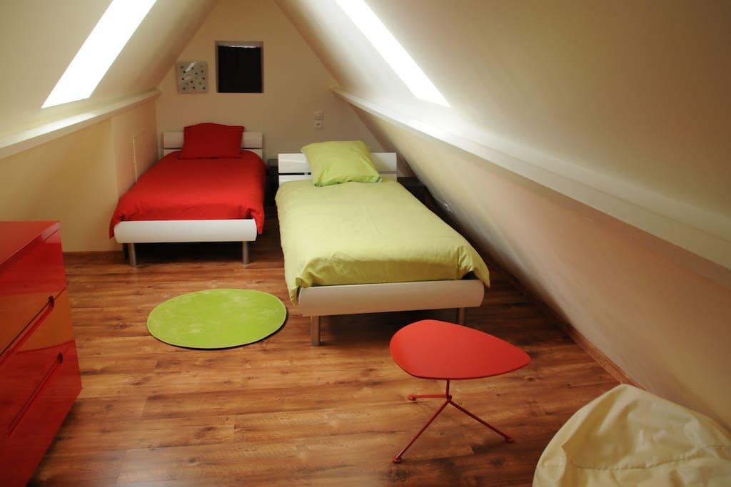 Chambres des enfants / Children's room