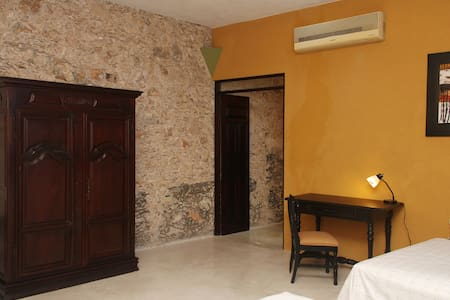 Mérida casa colonial centro suite - Mérida - Casa