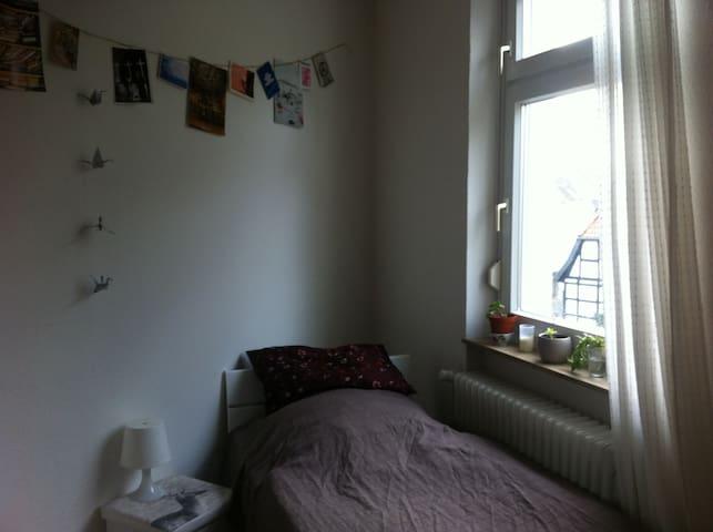 Klein aber Fein in der Innenstadt - Detmold - อพาร์ทเมนท์