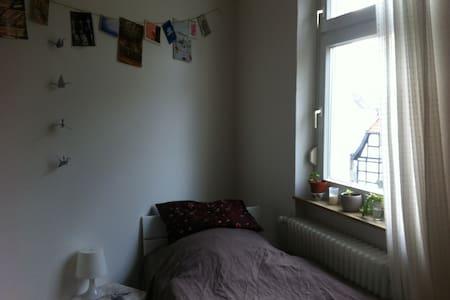 Klein aber Fein in der Innenstadt - Detmold - Apartemen