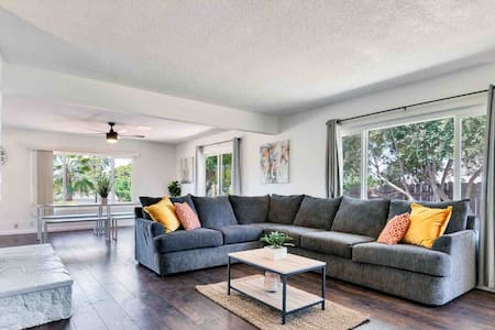 Sanitized & Clean Private Home near UCRiverside