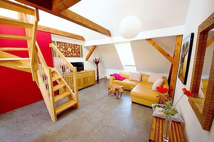 Maisonettewohnung am Schwanenteich - Spremberg