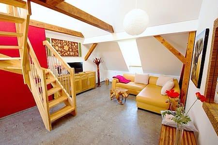 Maisonettewohnung am Schwanenteich - Spremberg - Apartmen