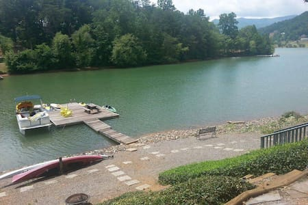 Lakefront townhouse on Chatuge - Hiawassee