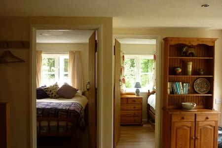 Sandpipers - 2 bed house on Cornwall/Devon border - Derril