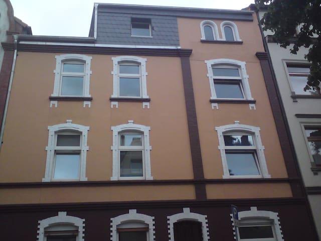 Ausgefallene Dachgeschosswohnung